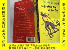 二手書博民逛書店The罕見Hundred—Mile—An—Hour Dog 時速百英裏的狗Y200392