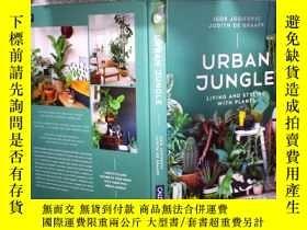 二手書博民逛書店Urban罕見Jungle: Living and Stylin
