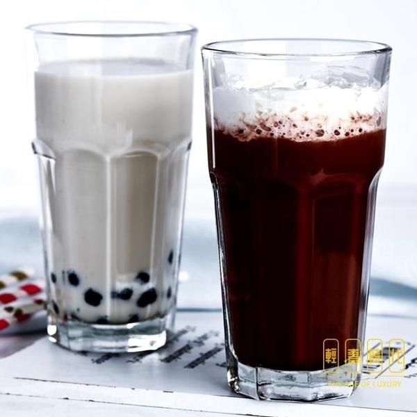【買1送1】 利比玻璃杯牛奶果汁杯啤酒杯茶杯耐熱水杯【輕奢時代】