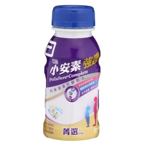 亞培小安素強護菁選配方237ml*6【愛買】