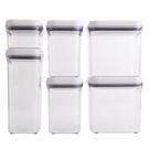 促銷到6月22日 C127499 OXO POP按壓收納保鮮盒含蓋 12件組