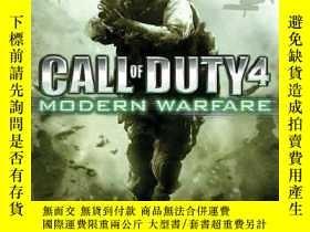 二手書博民逛書店Call罕見Of Duty 4Y256260 Bradygames Brady Games 出版2007