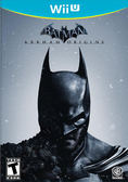 WiiU Batman: Arkham Origins 蝙蝠俠:阿卡漢始源 黑門(美版代購)