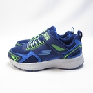 Skechers GO RUN CONSISTENT 中童鞋 405010LBLLM 藍綠【iSport愛運動】