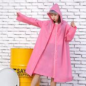 雨衣女成人正韓時尚徒步學生單人男騎行電動電瓶車自行車雨披兒童限時八九折