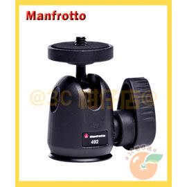 義大利 曼富圖 Manfrotto 492LCD LCD小型球型雲台