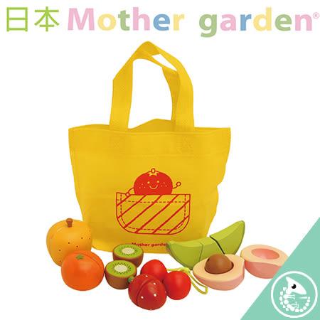 金寶貝 日本 Mother Garden 野草莓 水果補充組【32384】
