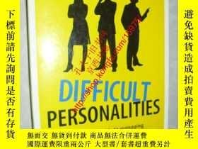 二手書博民逛書店Difficult罕見Personalities15975 by