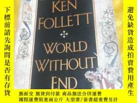 二手書博民逛書店World罕見Without End (英語原版平裝)Y289048 Ken Follett . Pengui