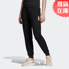 ★現貨在庫★ Adidas BB TP 女裝 長褲 慢跑 休閒 刷毛 縮口 黑【運動世界】EI4629