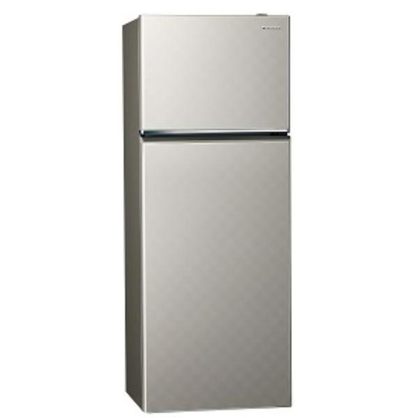 Panasonic國際牌393公升雙門變頻冰箱NR-B409TV-S銀河灰