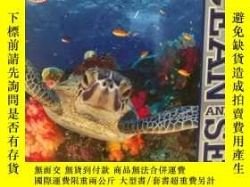 二手書博民逛書店Ocean罕見and Sea :Dive into Earth