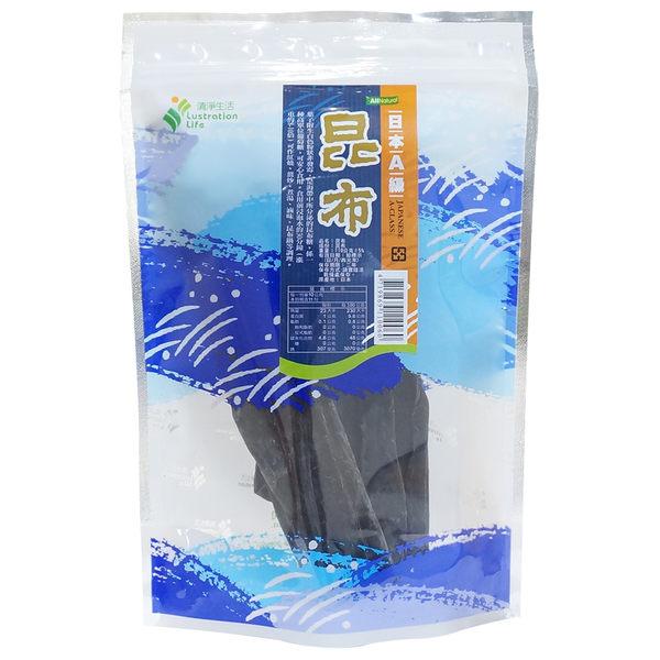 清淨生活-日本A級昆布110g/包