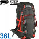 Rhino 犀牛牌 R236暗灰/紅 3...