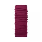 [BUFF] 美麗諾羊毛頭巾 神秘絳紫 ...