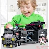 樂高積木拼裝玩具益智男孩兒童智力小顆粒禮物汽車拼圖【桃可可服飾】