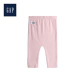 Gap男嬰兒立體動物造型休閒褲480085-純粉色