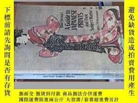 二手書博民逛書店A罕見Guide to Japanese Prints and Their Subject MatterY20