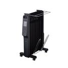 Siroca 速暖式雲母電暖器 SH-M1510 (K) 超輕量設計