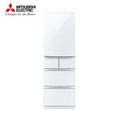 [MITSUBISHI 三菱]455公升 日本原裝五門變頻冰箱-水晶白 MR-BC46Z-W