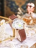 手錶學生專用手錶初高中女夜光防水考試用靜音石英錶無聲音2021年新款 迷你屋 618狂歡