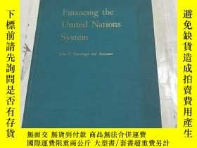 二手書博民逛書店Financing罕見the United Nations Sy