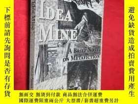 二手書博民逛書店The罕見Idea Mine: A Brief Note on