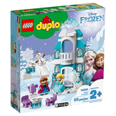 LEGO 樂高 Duplo 得寶系列 10899 冰雪奇緣城堡 【鯊玩具Toy Shark】