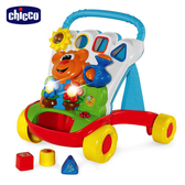 chicco-小小園丁聲光助步車