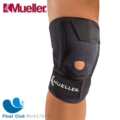 Mueller 慕樂 Neoprene 可調式彈簧膝關節護具 MUA57637 (單一入)