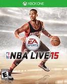 X1 NBA Live 15 勁爆美國職籃 15(美版代購)