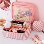日系化妝包大容量便攜女超火收納盒品隨身可愛袋旅行小巧PH3174【3C環球數位館】