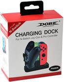 DOBE NS Joy-Con和 Pro 兩用充電座