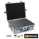 【EC數位】美國 派力肯 PELICAN 1600 氣密箱 含泡棉 防撞箱 保護箱 防水 防爆 防震 防塵 耐衝擊