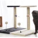 貓跳臺 劍麻貓爬架小型跳臺貓抓柱貓樹貓窩一體貓抓板貓咪爬架TW【快速出貨八折下殺】