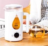 電熱杯 多功能養生電炖杯小型便攜式電熱旅行電煮迷你加熱水杯煲煮粥神器 1色 雙12提前購