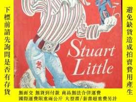 二手書博民逛書店Stuart罕見Little(After E.B.WHITE)英