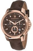 ★MASERATI WATCH★-瑪莎拉蒂手錶-紳咖啡款-R8871621004-錶現精品公司-原廠正貨-鏡面保固一年