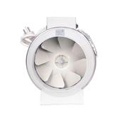 220V圓形管道風機4寸5寸6寸8寸強力靜音廚房油煙抽風機衛生間排氣扇 st905『寶貝兒童裝』