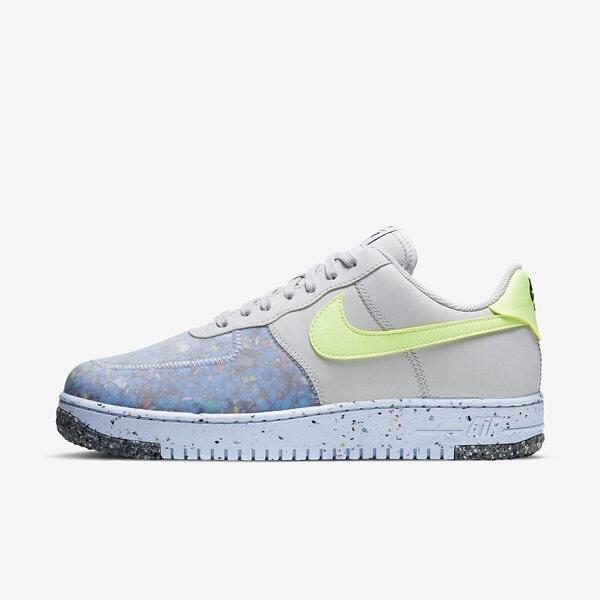 Nike Air Force 1 Crater [CZ1524-001] 男鞋 運動 休閒 慢跑 支撐 情侶 穿搭 灰