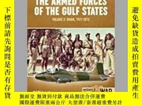 二手書博民逛書店The罕見Armed Forces of the Gulf States Volume 2 (damaged)-海