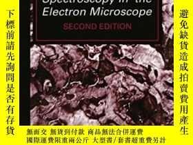 二手書博民逛書店Electron罕見Energy-loss Spectroscopy In The Electron Micros
