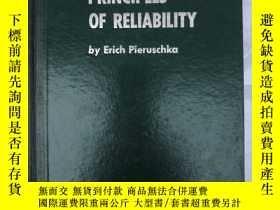 二手書博民逛書店principles罕見of reliability(H881)