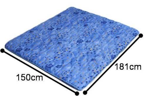 《家購網寢俱館》星辰系列-九州日式折疊床墊-雙人