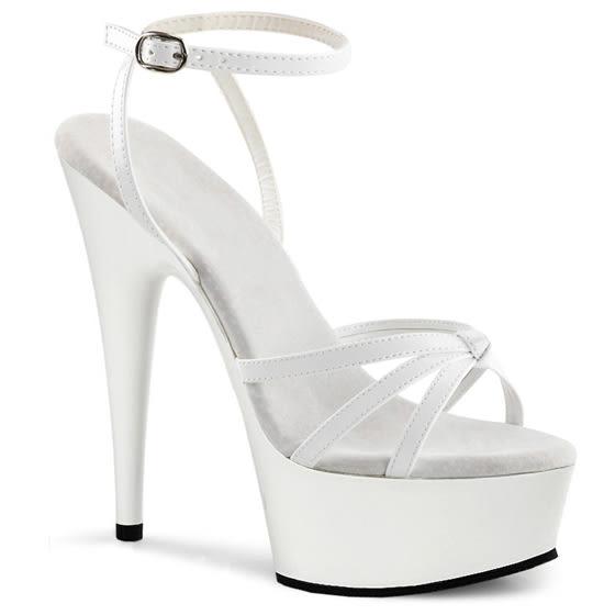 恨天高性感細跟女涼鞋15cm超高跟鞋防水台車展模特走秀夜店演出鞋:613160010