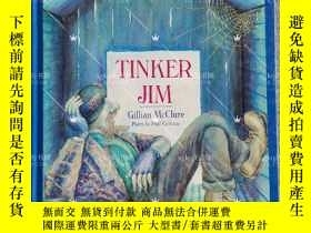 二手書博民逛書店精裝大開本Tinker罕見JimY264589 Gillian McClure ADCB 出版1992