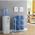 新款水桶架桶裝水支架陳列架倒置純淨水桶放置架收納架【6桶】