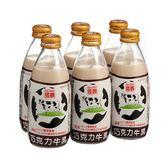 國農巧克力調味牛乳240mlx6【愛買】