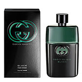Gucci Guilty Black 罪愛夜 男性淡香水 90ml【七三七香水精品坊】
