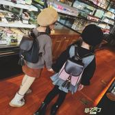 幼兒園背包小女孩兒童雙肩包小學生旅行包時尚可愛女童書包潮親子